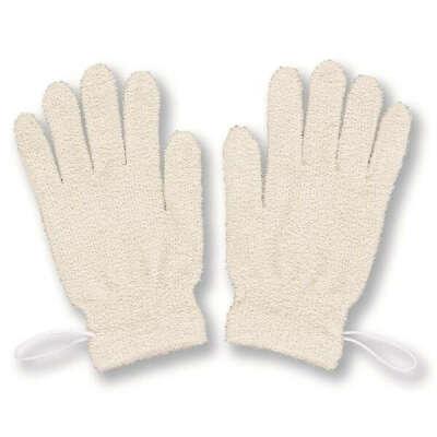 Перчатки из 100% необработанного сырого шелка пушистые