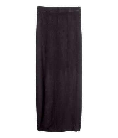 H&M H&M+ Jersey Skirt $17.95