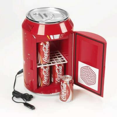 Мини-холодильник Coca-Cola