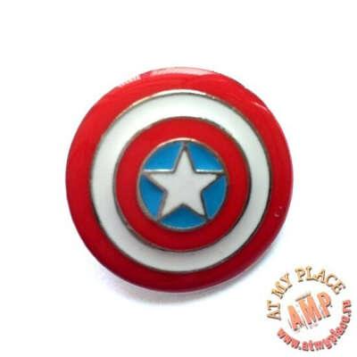 """Значок """"Капитан Америка"""""""
