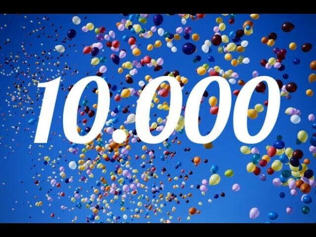 10 тысяч подписчиков - Căutare Google
