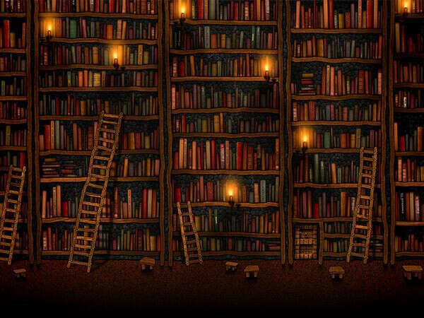 Хочу прочитать много книг!