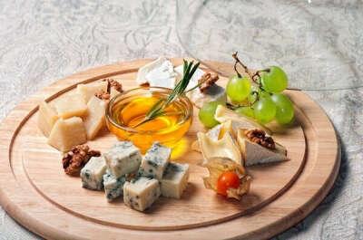 Тарелка для сыра