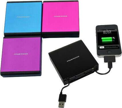 Внешний аккумулятор для Apple iPhone 5 Powerocks Magic Cube MC-PR-2AB9