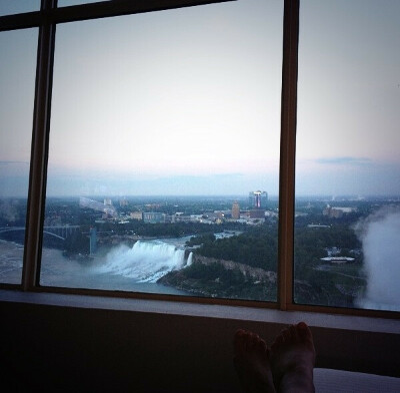 Такой вид из окна