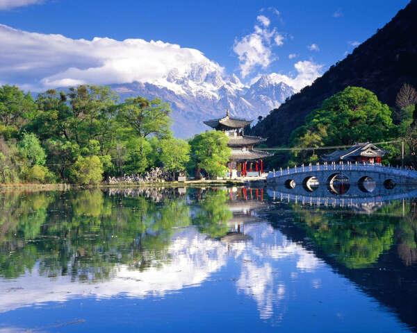 Пездка в Китай