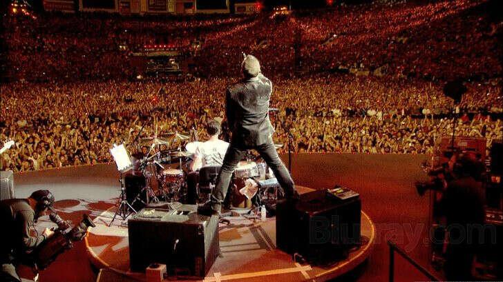 Побывать на концерте U2