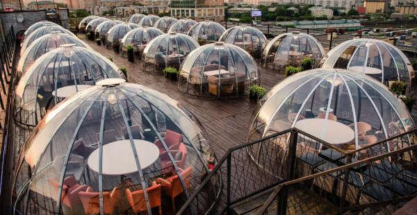 Отпраздновать что-нибудь в Igloobar   Иглубар Москва