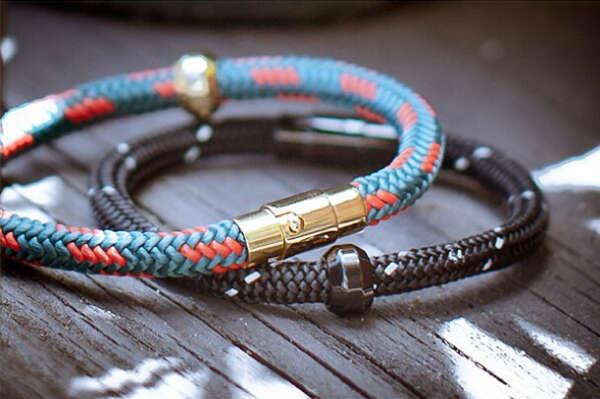 Mr. Cable Bracelet by Mister - $24