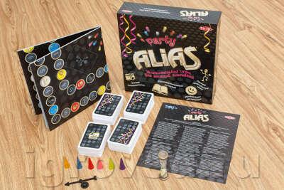 Настольная игра Алиас (Alias)
