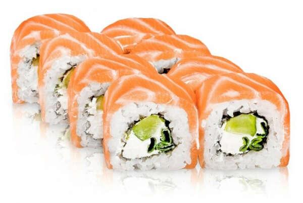Доставка роллов из www.sushi-profi.ru