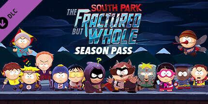 "Игра для пк ""южный парк"" Fractured but whole"