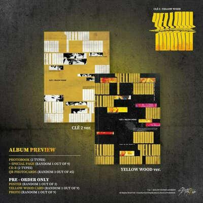 Альбомы Stray Kids — Yellow Wood