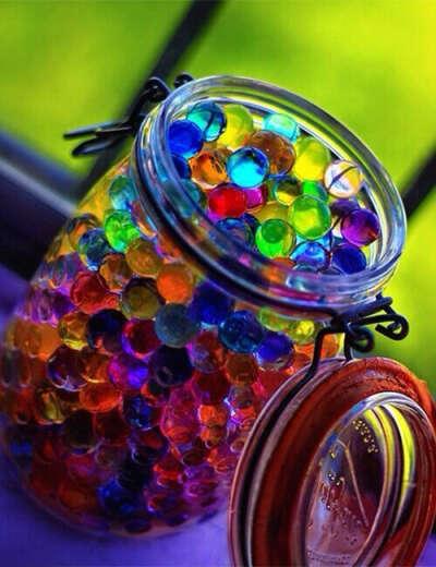 Разноцветные шарики
