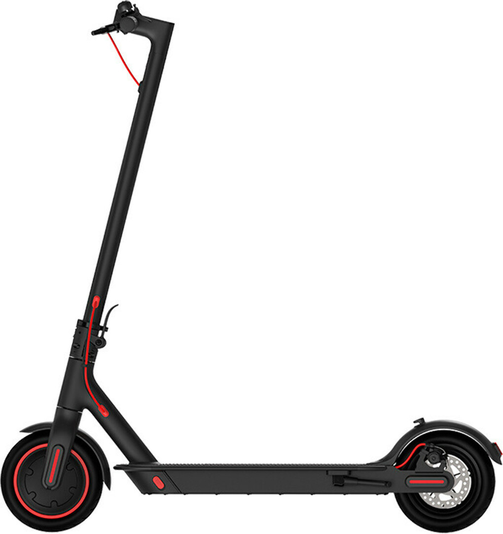 Электросамокат Xiaomi Mijia M365 Electric Scooter Pro (Black)