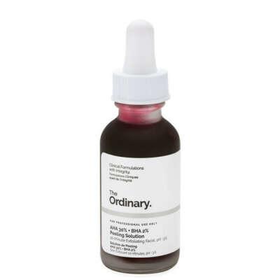 Средство для пилинга с 30% альфа-оксикислоты и 2% бета-гидроксильной кислоты The Ordinary