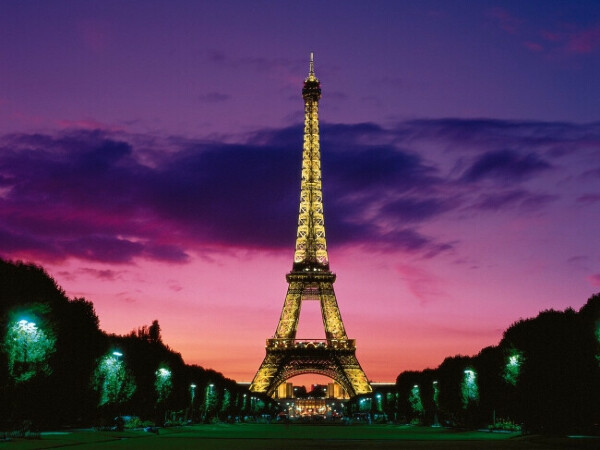 Путешествие в Париж!!!