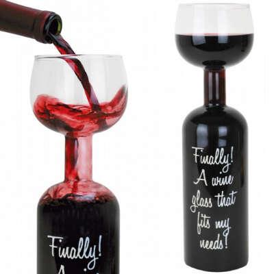 Бутылка вина