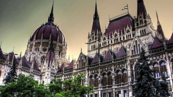 Побывать в Будапеште, Венгрия