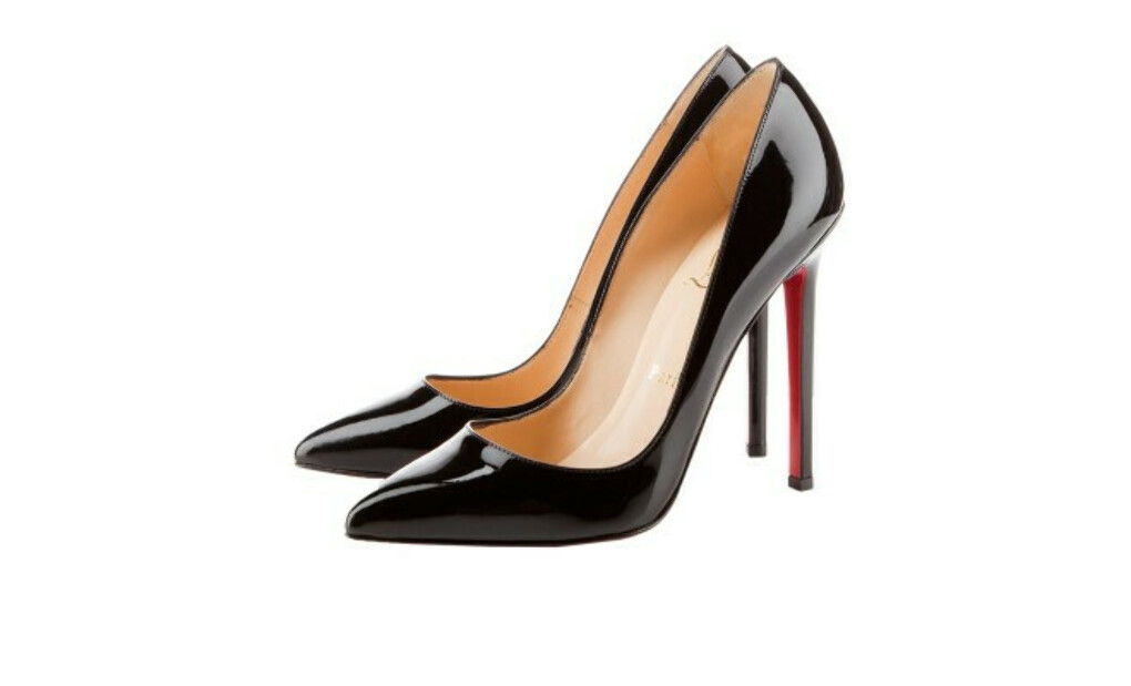 Туфли Christian Louboutin pigalle 120mm