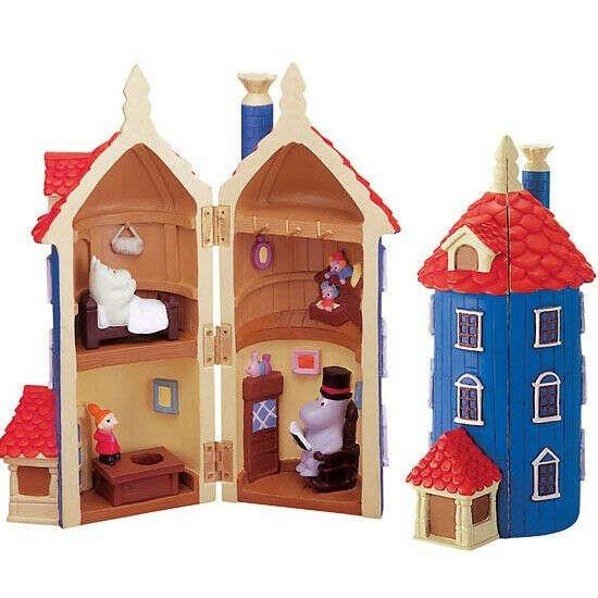 deagostini moomin house