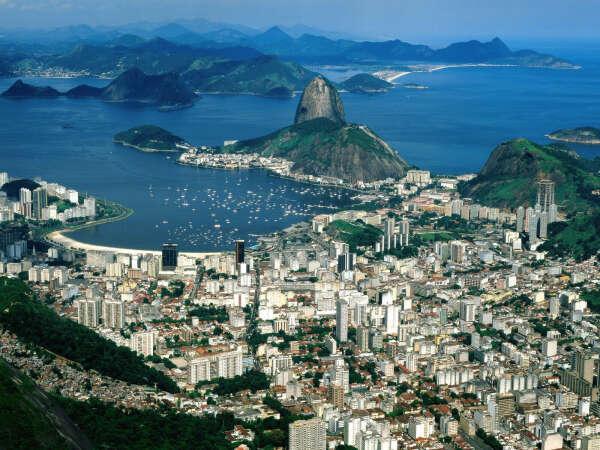 Трансатлантический круиз в Бразилию.