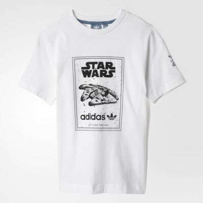 Футболка с принтом Star Wars Millennium Falcon