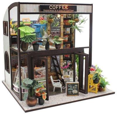 Сборная модель Hobby Day Coffeeshop