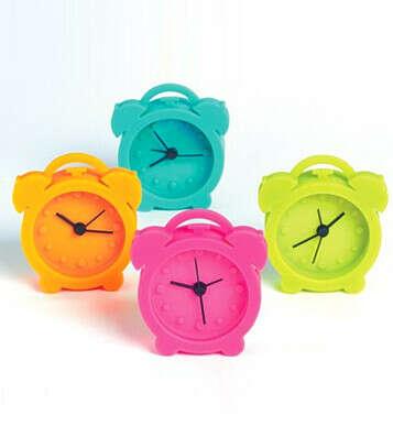 Настольные часы 'Mini Retro Clock'