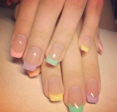 хочу красивые ногти
