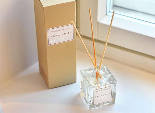 Ванильные ароматические палочки