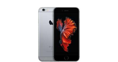 iPhone 6s 64 ГБ, «серый космос»