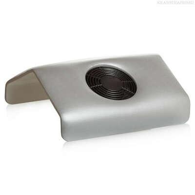 Planet Nails, подставка-пылесос для маникюра, серебряная