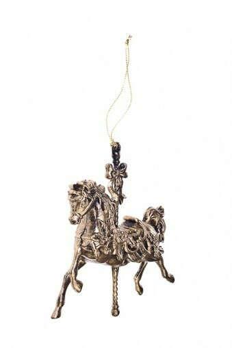 Украшение декоративное «Лошадка»