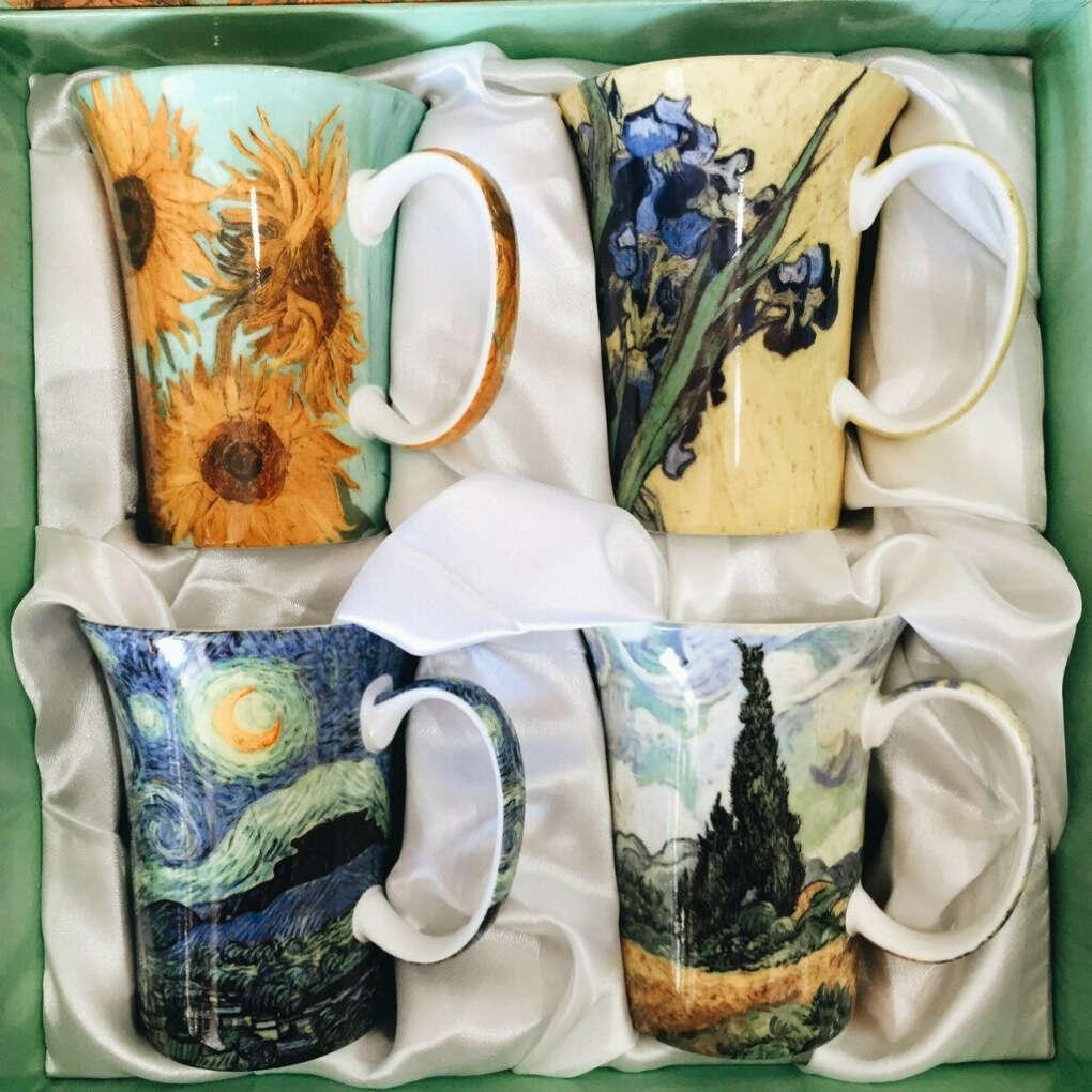 Набор чашек Van Gogh