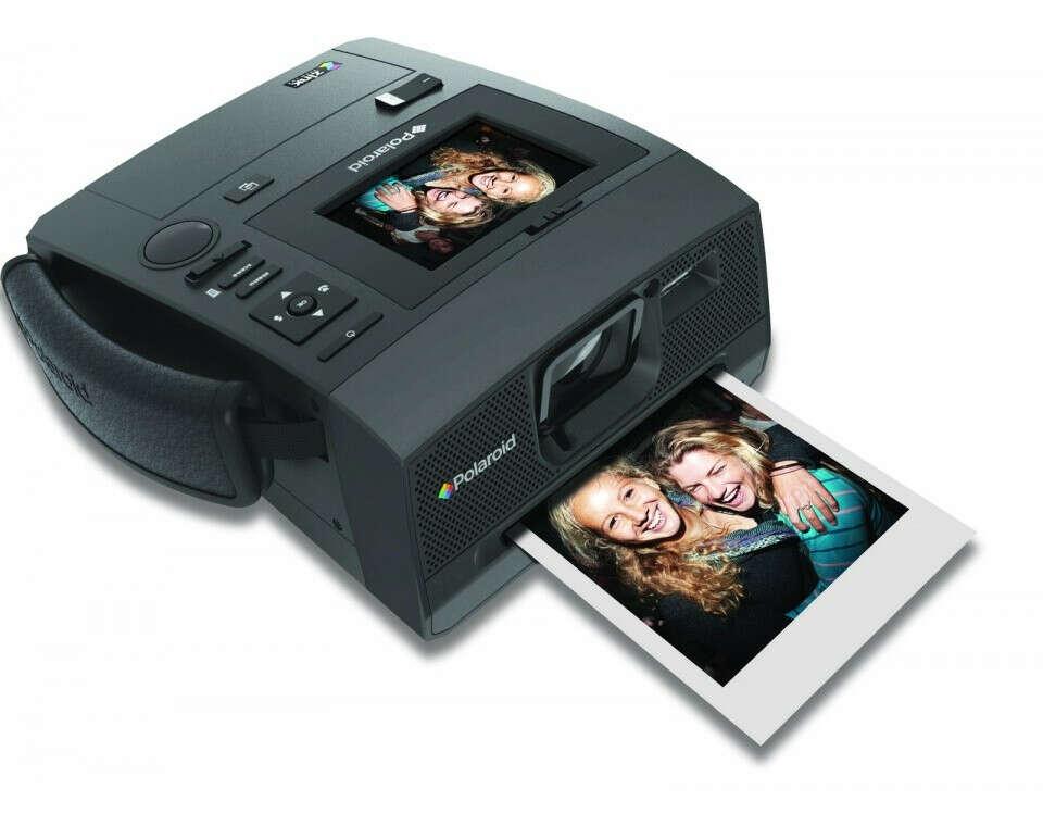 Моментальная фотокамера Polaroid Z340E