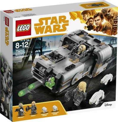 Конструктор LEGO Star Wars 75210 Спидер Молоха