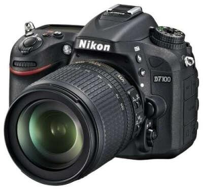 Nikon D7100 Kit 18-105 VR
