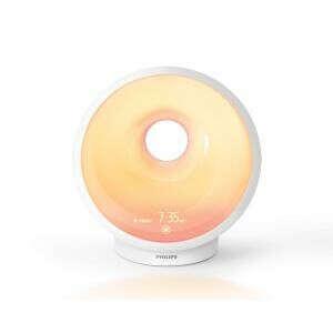 Световой будильник и прибор для засыпания 2 в 1 Philips Somneo Sleep & Wake-up Light HF3650