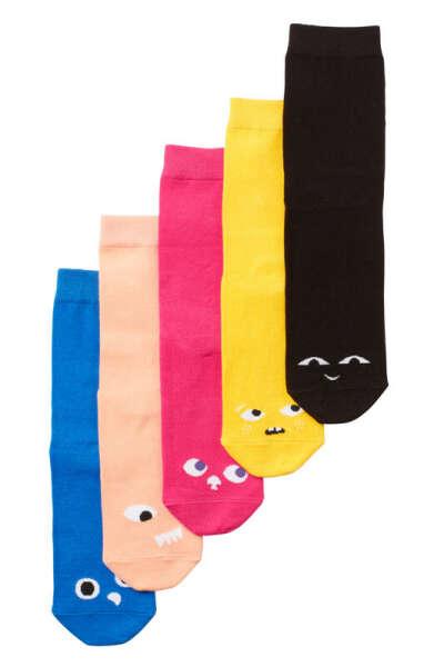 Носки с монками