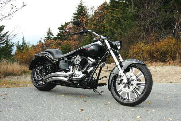 A motorcylce