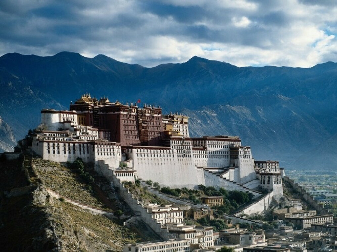 Пожить в Тибете