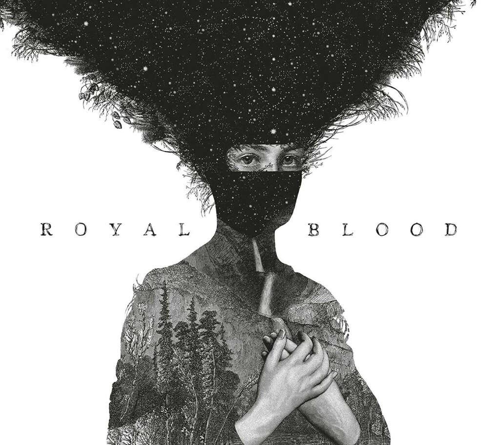 Royal Blood - Royal Blood lp и cd