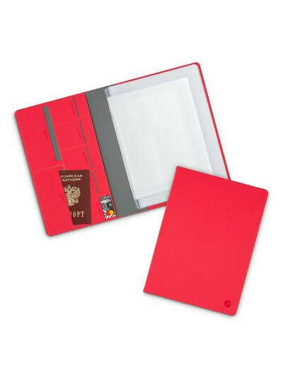 Папка для семейных документов / Семейная папка / Органайзер для документов, формат А4, Flexpocket