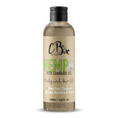 CB&CO Body Oil 100ml