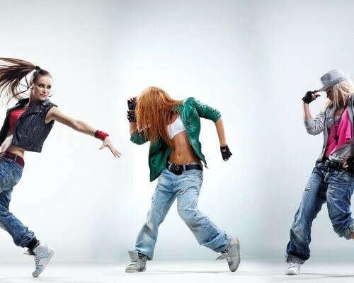 Абонемент на уроки танцев