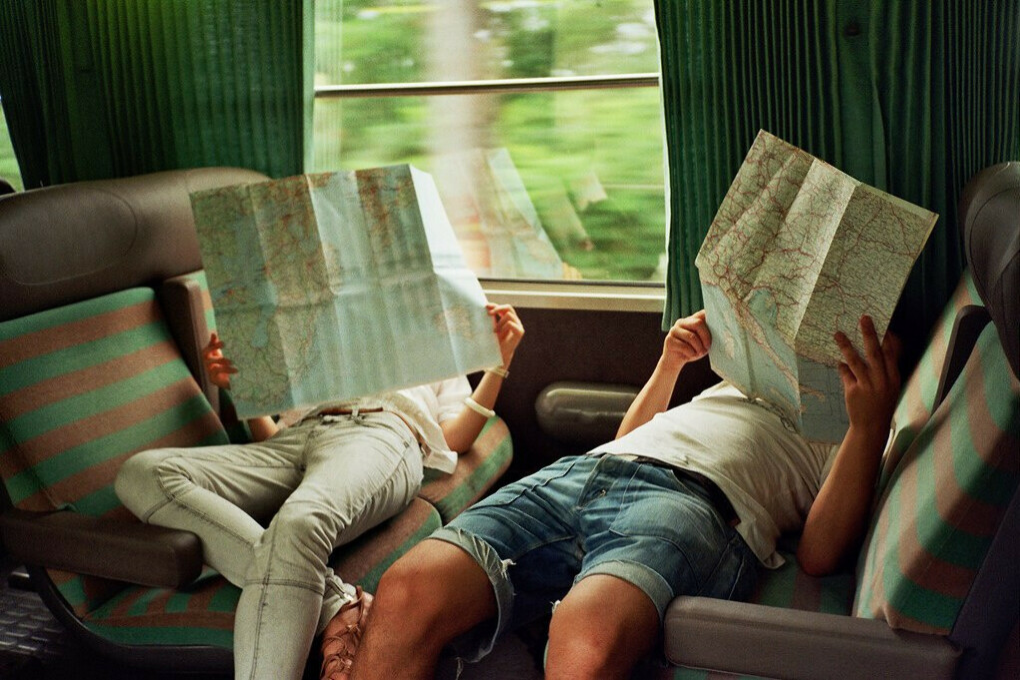 Путешествовать с любимым человеком
