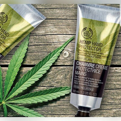 The Body Shop Hemp Hand Protector 100 ml