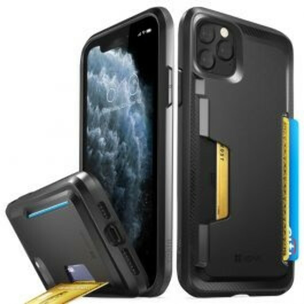iPhone 11 Pro Max Card Case with Credit Card Holder vSkin
