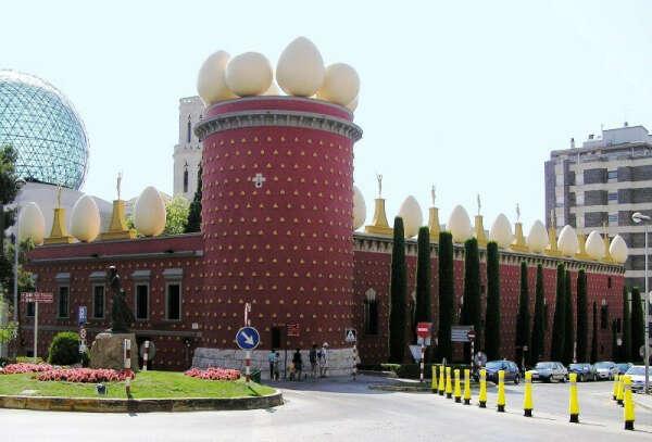 Посетить музей Сальвадора Дали в Фигерасе, Испания